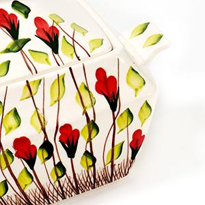 La collection Floral Rouge