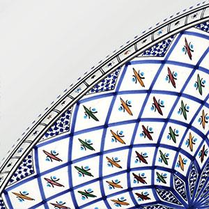 La collection Jilani Bleu