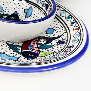 Poisson Arbi Bleu